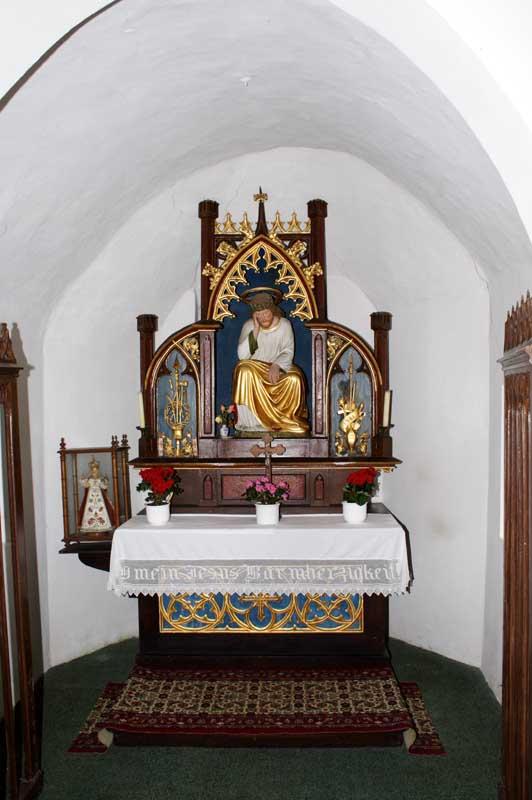 Altar Christi-Ruh-Kapelle Trochtelfingen