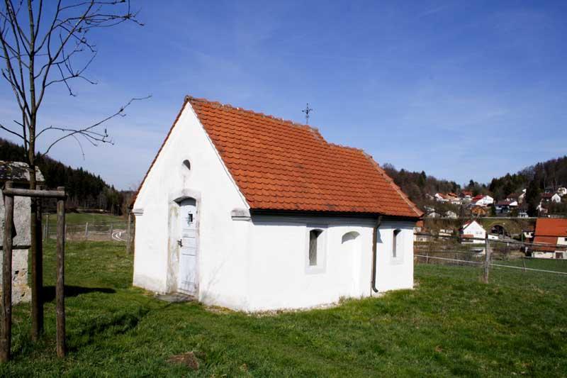 Christi-Ruh-Kapelle Trochtelfingen