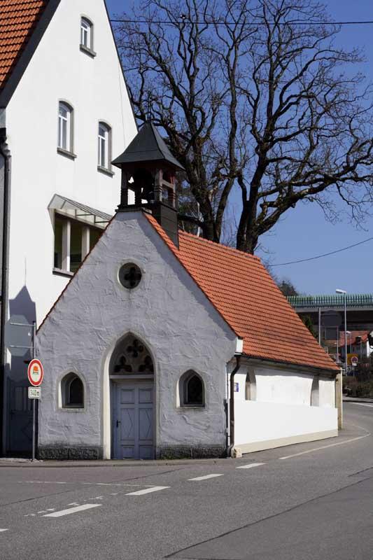 Friedhofskapelle (Erhardkapelle) Trochtelfingen