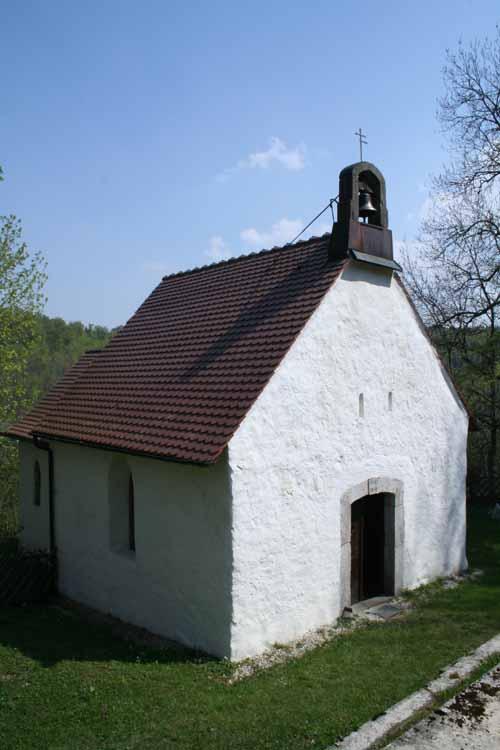 Hennensteinkapelle Trochtelfingen
