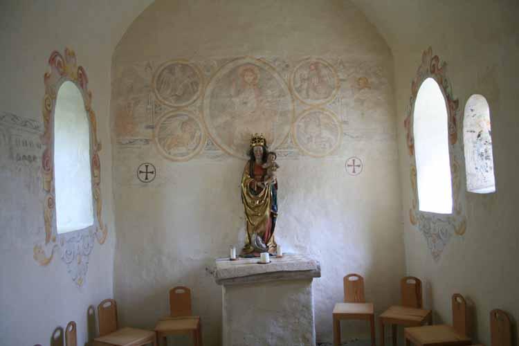 Altar Hennensteinkapelle Trochtelfingen